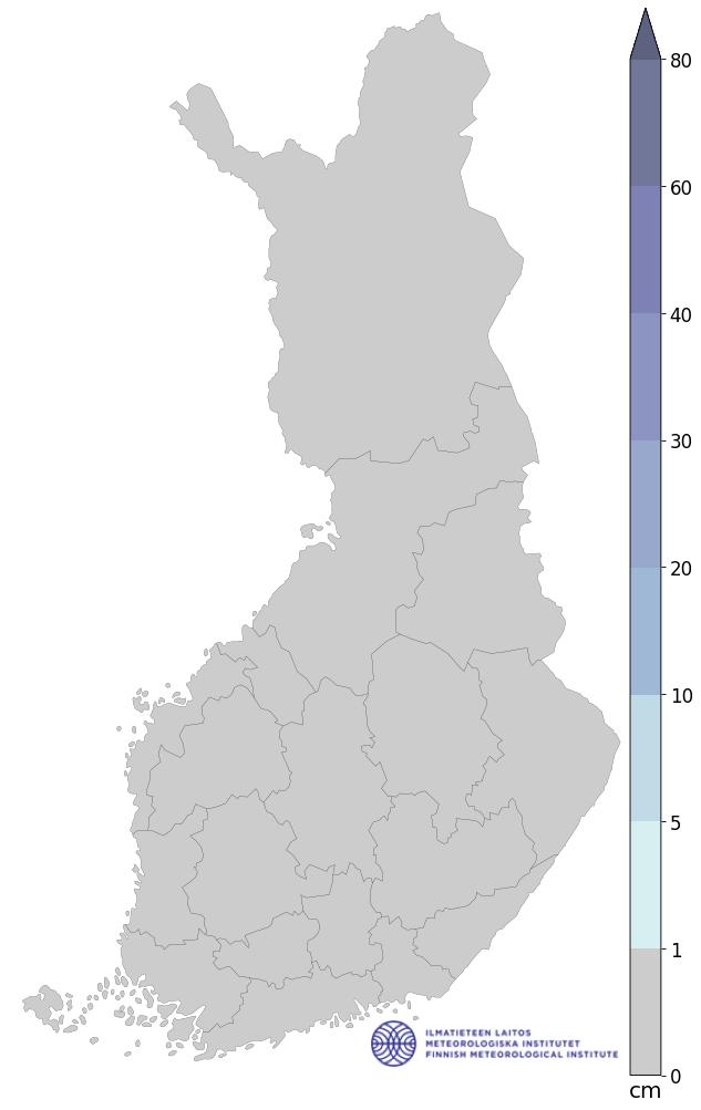 lumensyvyys 1991–2020, vuosi